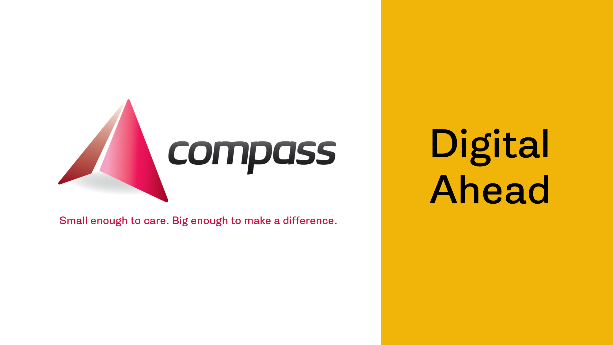 Digital Transformation for Compass Communications in 2021