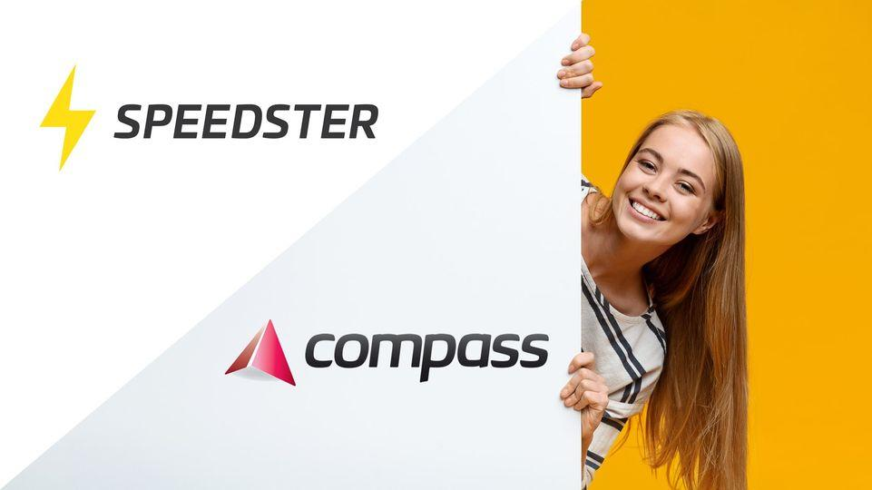 Compass and Speedster: Stronger Together